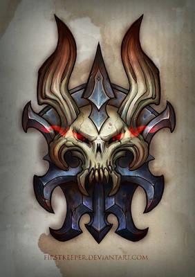 Shoulder armor piece