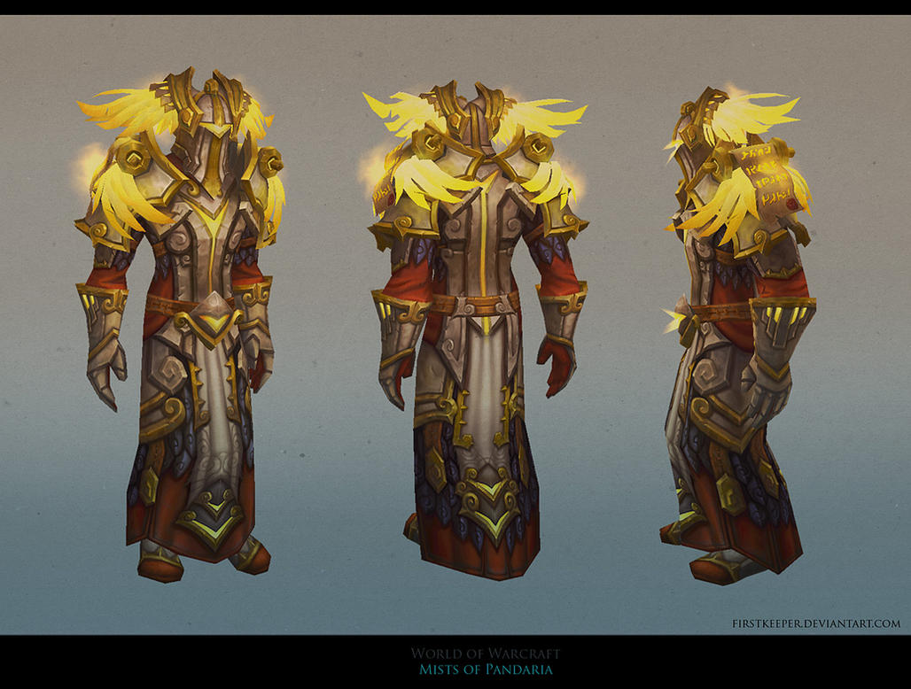 Mop paladin armor by firstkeeper on deviantart mop paladin armor by firstkeeper publicscrutiny Gallery