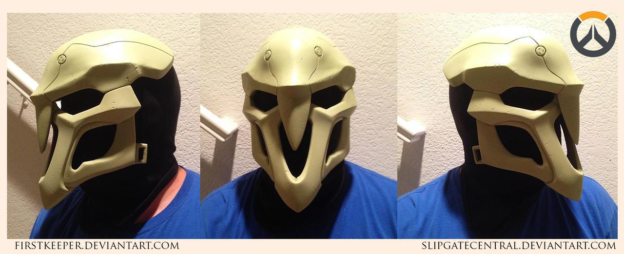 Жнец из overwatch без маски