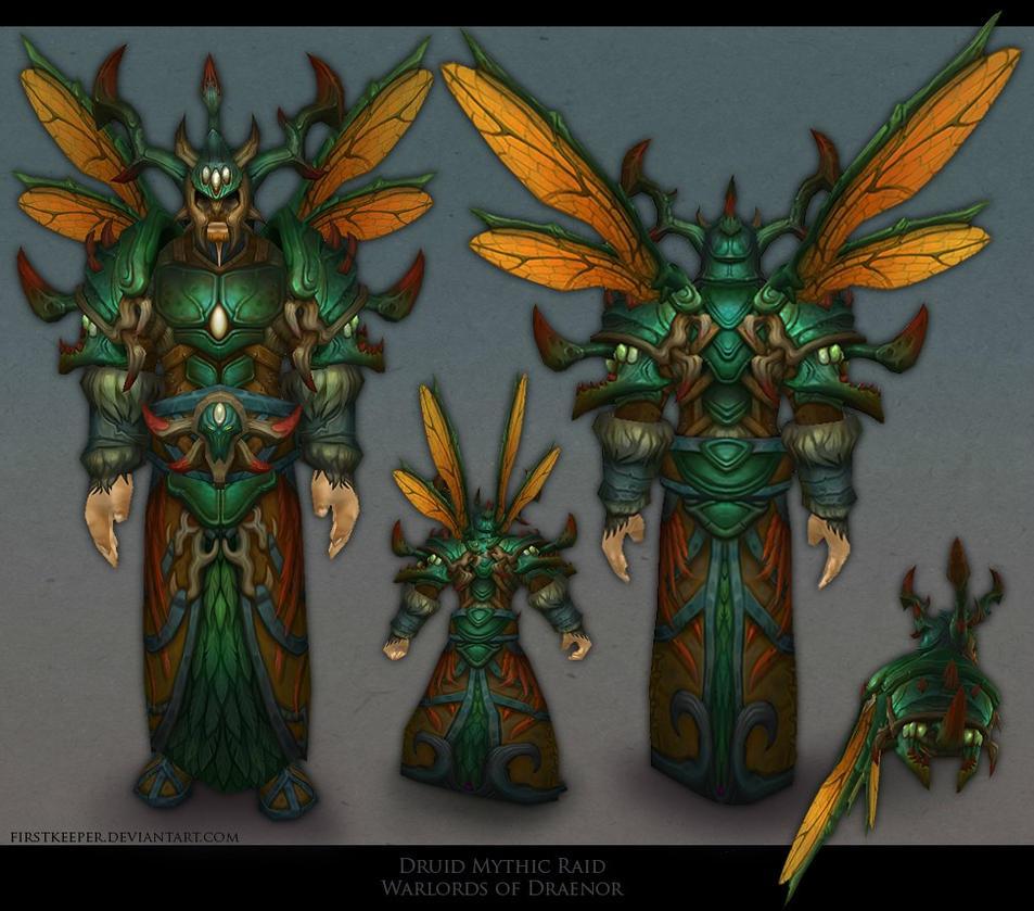 Best Druid Transmog Set World Of Warcraft Forums