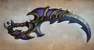 Draenor sword