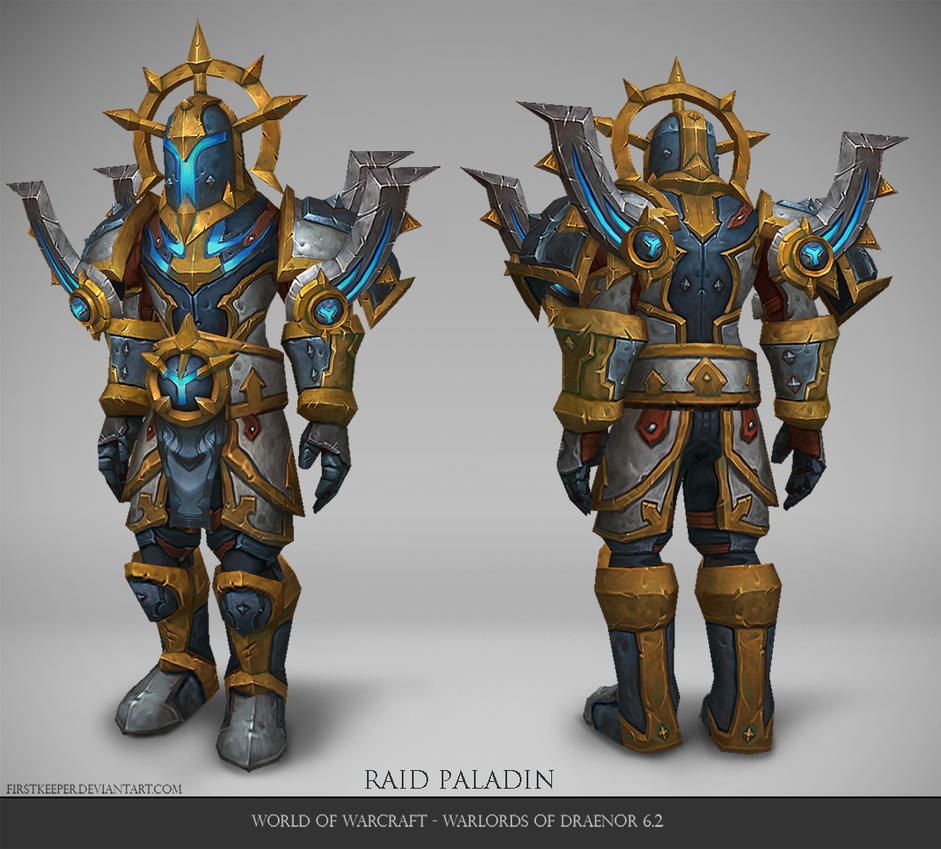 PaladinRaid by FirstKeeper