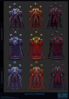 Kael'thas Steampunk Colors by FirstKeeper