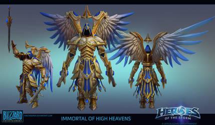 HeavenImmortal Final by FirstKeeper