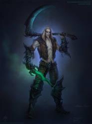 Necromancer Xul concept