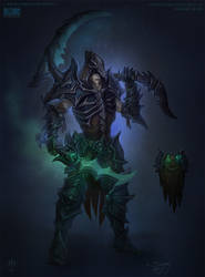 Master Necromancer concept