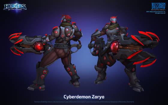 Zarya Cyberdemon