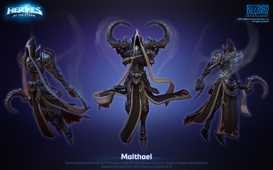 Malthael by FirstKeeper