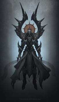 Undead Lord Concept