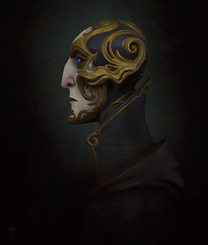 Faberge head