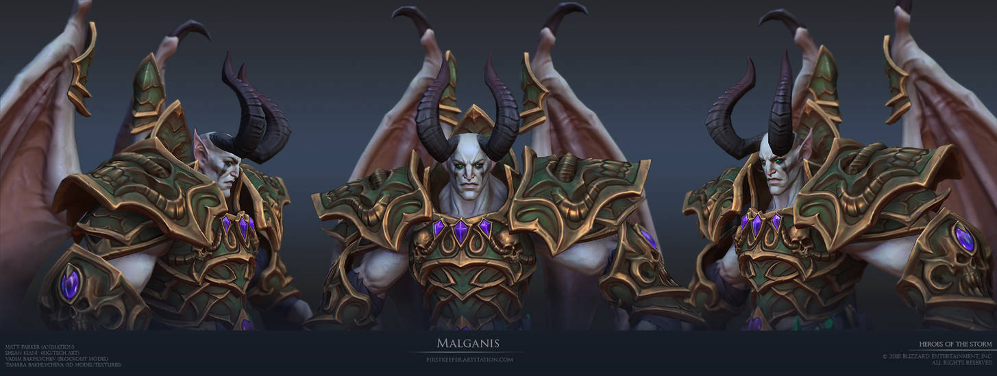 Malganis Closeup By Firstkeeper On Deviantart Vote your favorite mal'ganis counters. malganis closeup by firstkeeper on