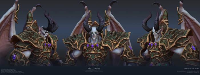 Malganis Closeup