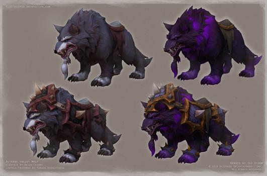 Wolves colors 02