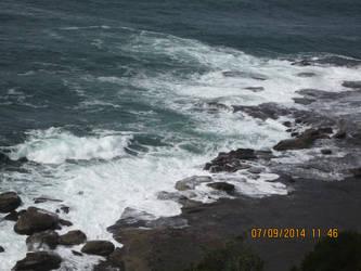 The majestic sea