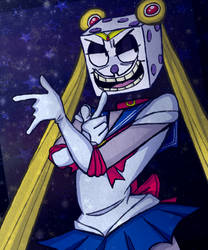 He's The One Named Sailor Cube... i guess... by CyberSingle