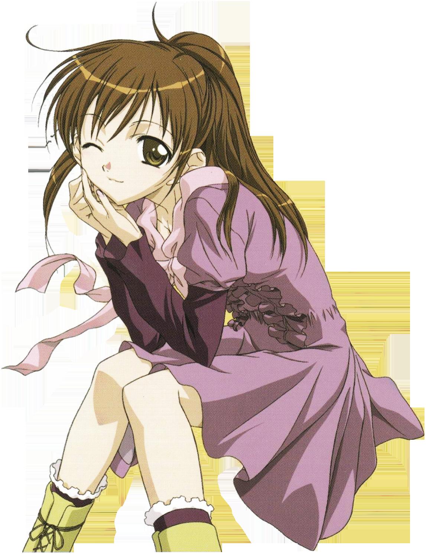 Ficha Ayana Harukawa Risa_Harada___DN_Angel_by_xXNiaazXx