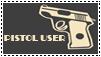 Pistol User by SupaSoldier