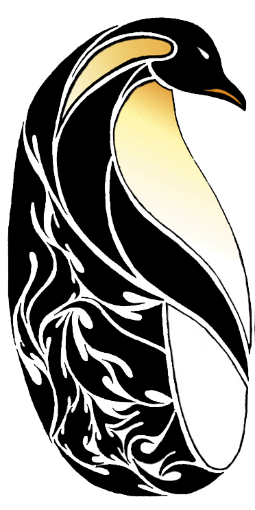 Tribal Penguin Designs