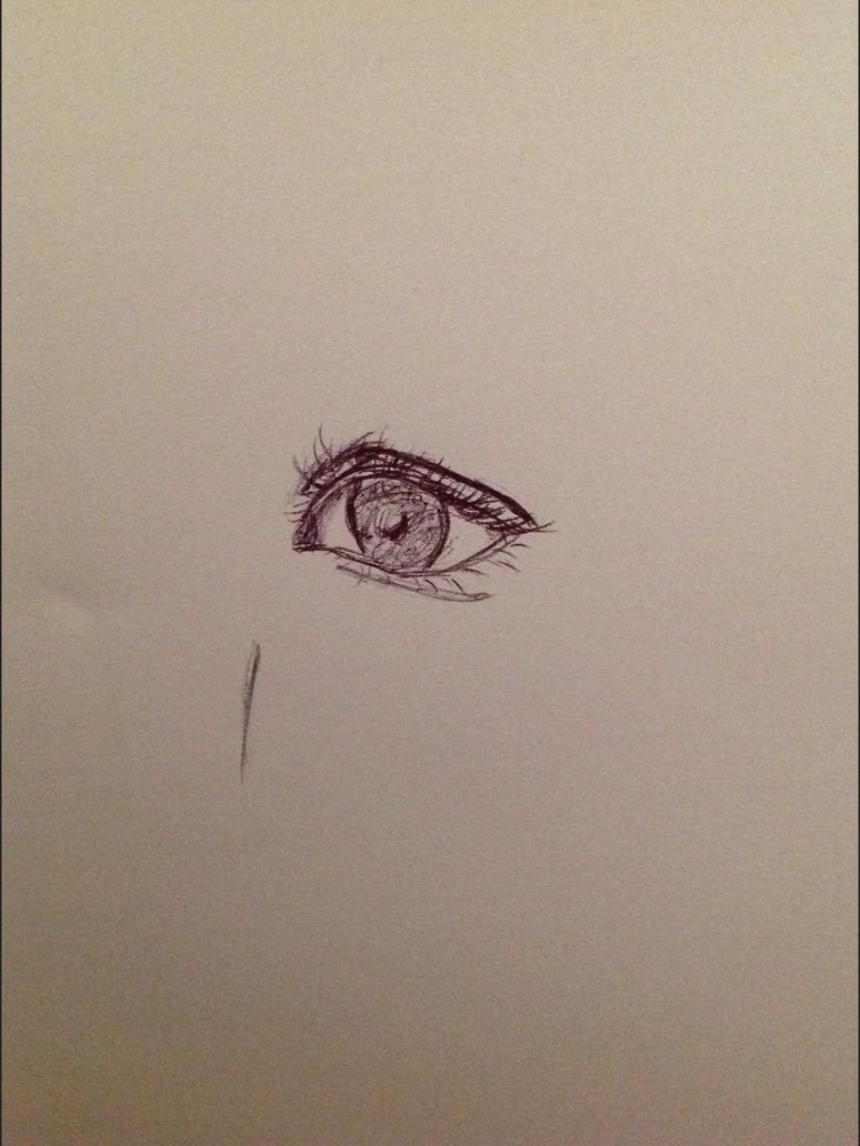 Right eye  by 0deathreaper0