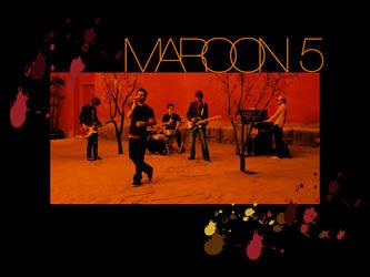 Maroon 5 wallpaper01 by Starphish
