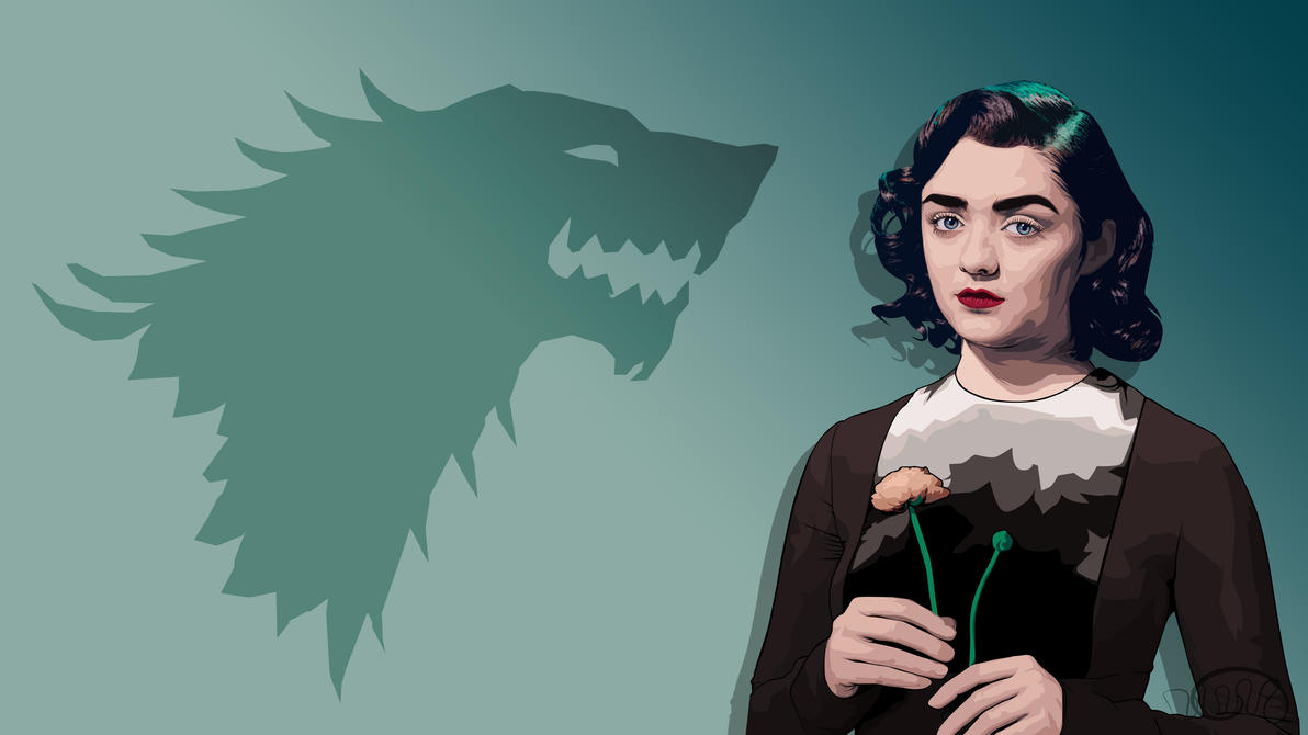 arya wallpaper hdduranpatricia on deviantart
