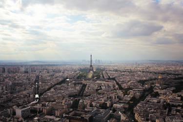 Paris, France by EvgeniaSummer