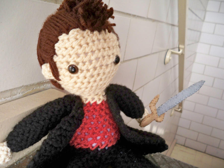 Angel Amigurumi by pixie--stick