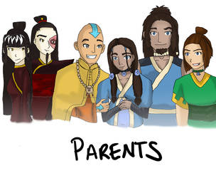 Parents by EldestofThree