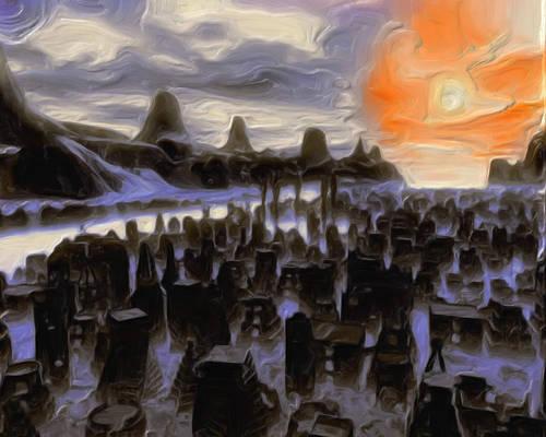 City of the Elder Things