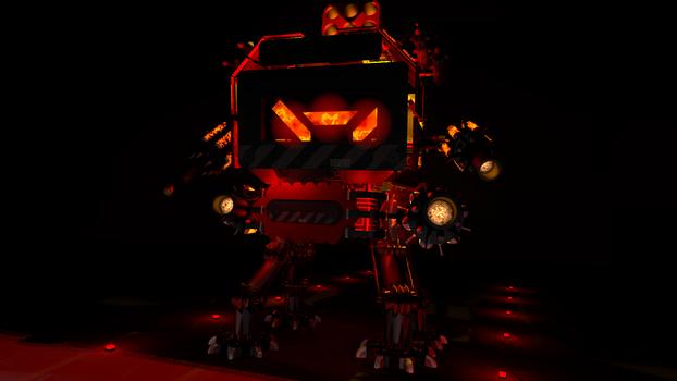 Droid Assault: Boss