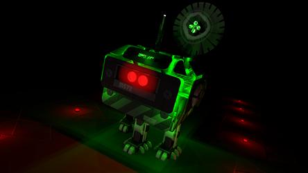 Droid Assault: M572