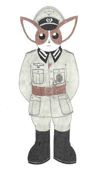 Joseph von Daniels - The Hauptmann Puppy