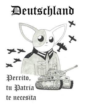 Puppies at War - Reich propaganda