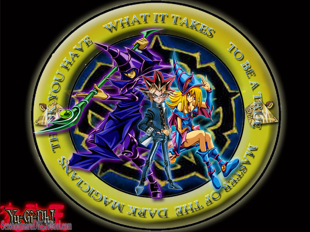 Yu-Gi-Oh anime Wallpaper by Yugi-Dan-Yami on DeviantArt