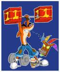 Crash Bandicoot: crash course