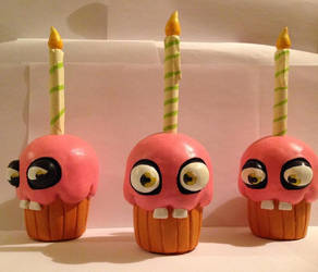 Five Nights At Freddy's: Cupcake by Spectral-Beanie
