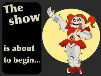 Cirscus baby's Show