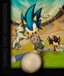 Sonic in Brazil