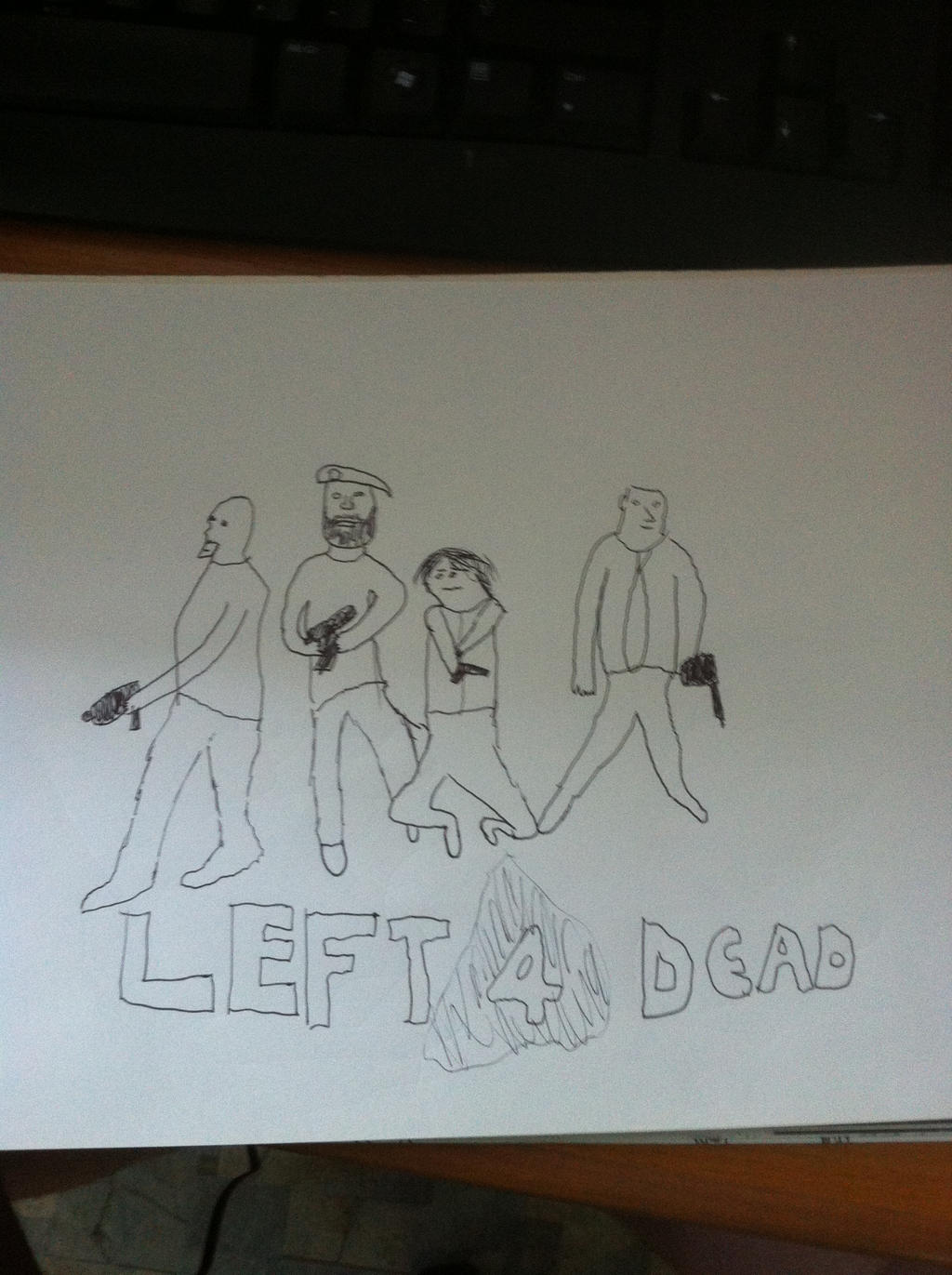 Left4Dead cover