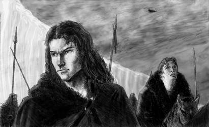 A Song of Ice and Fire - Jon