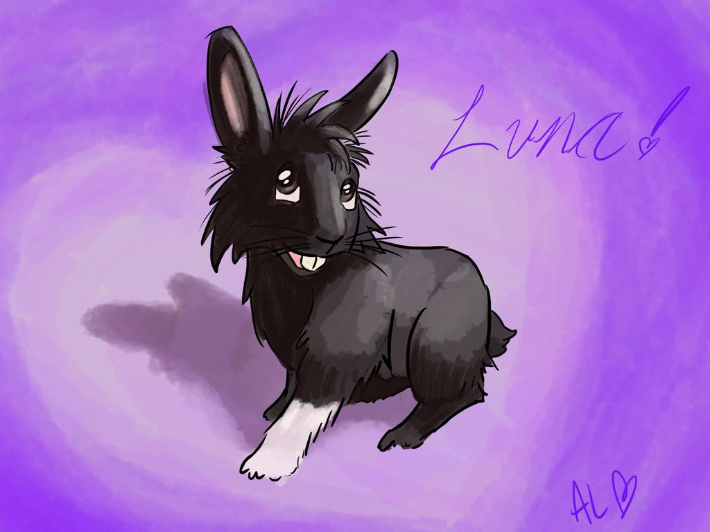 Luna by ChalkyJustice