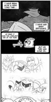 [Kirby] Happy Birthday Meta Knight [Contest] by one-starry-knight