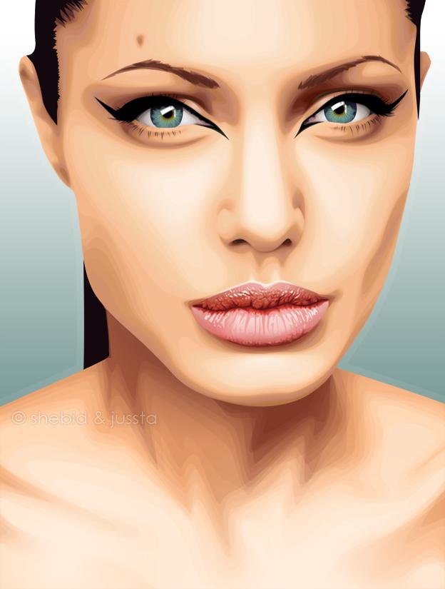 Angel Eyes, Devil Lips By Jussta On DeviantArt