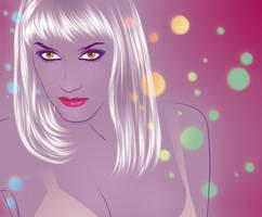 Gwen by jussta