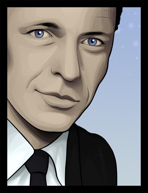 Frank Sinatra by jussta