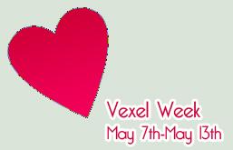 vexel week by jussta