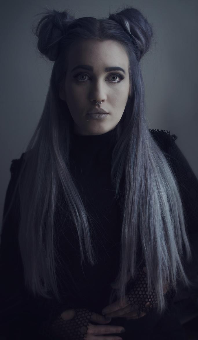 Goth Girl by AshleeHawksworth