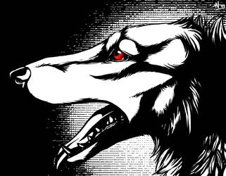 The dog by branka42