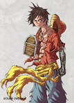 Luffy The Captain