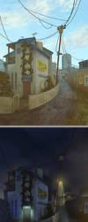 Suburbs by RealNoir13
